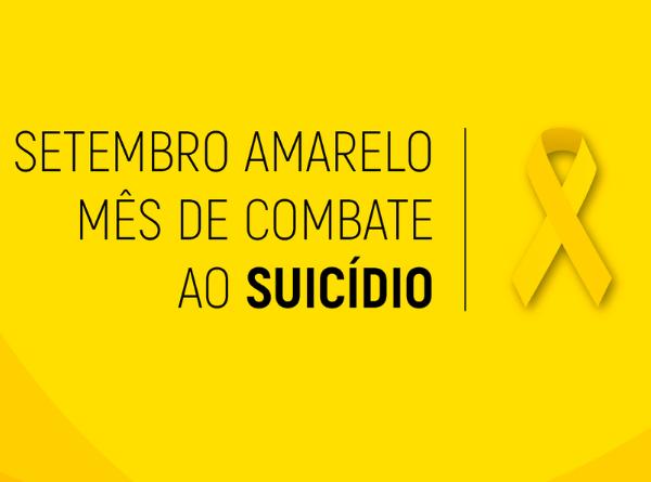 Setembro Amarelo: campanha mundial de prevenção ao suicídio