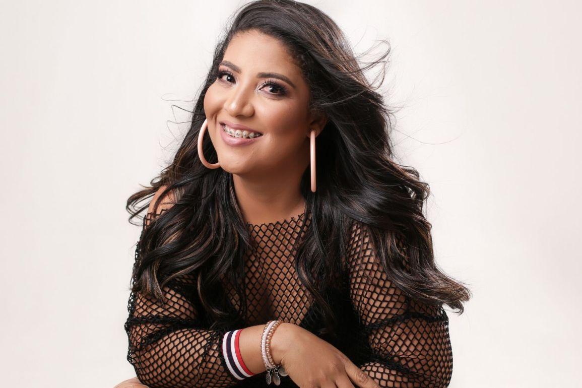Dany Mellody - Conheça a história da cantora que conquistou o Piauí