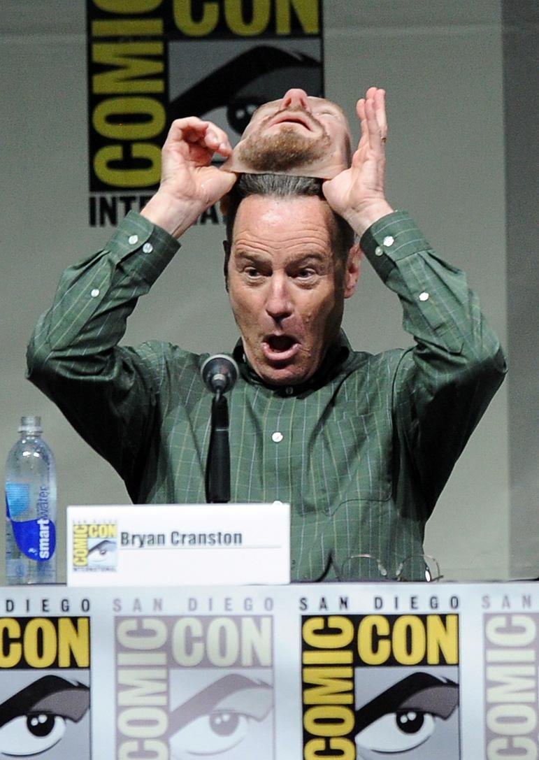 """Breaking Bad"" Panel - Comic-Con International 2013"