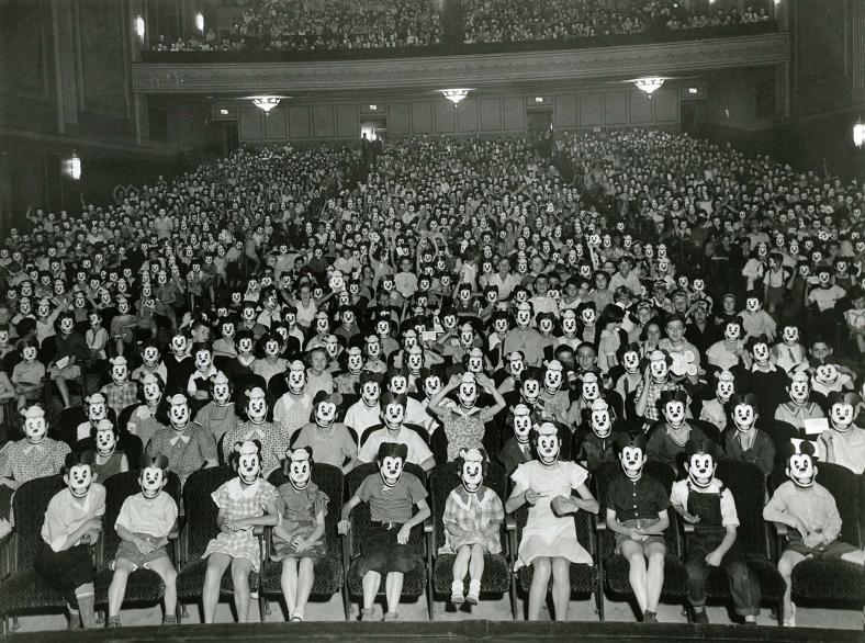 MMouse club 1930s