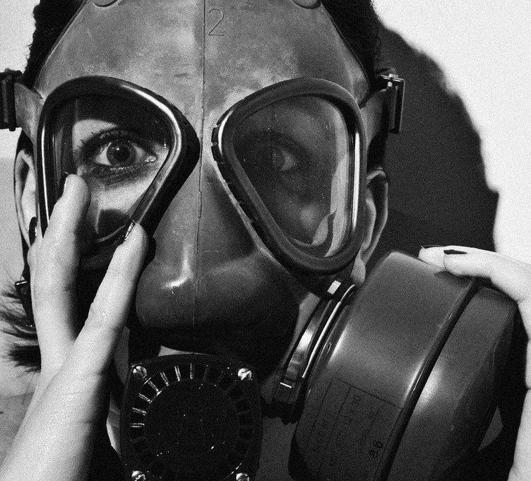 Las máscaras a la persona en minusinske