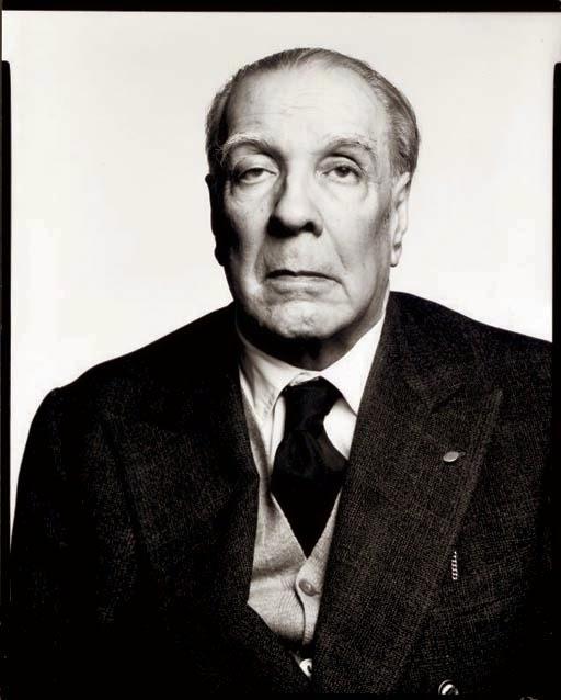 Richard Avedon Borges 1975