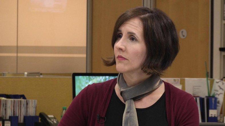 Marina Walker, vicedirectora del Consorcio Internacional de Periodistas de Investigación (ICIJ) - Fuente La Nación