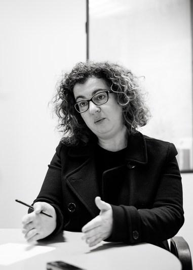 Mari Carmen Insua. Foto: Iván Barreiro