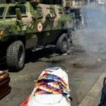 A seis meses de la  Masacre de Senkata contra el pueblo heroico alteño. #PoliticayPoder