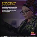 Carta de Piedad Córdoba a la Alta Comisionada de Naciones Unidas para los Derechos Humanos de la ONU Michel Bachelet
