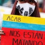 #Colombia. Semana Sangrienta.