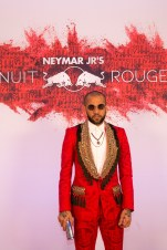 Dani Alves poses for a portrait at Neymar Jr's 27th birthday party in Paris, France on February 4, 2019 // Sarah Bastin / Red Bull Content Pool // AP-1YBD9RG791W11 // Usage for editorial use only // Please go to www.redbullcontentpool.com for further information. //