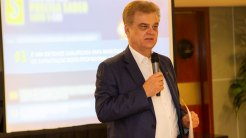 Humberto Casagrande, Superintendente Geral do CIEE Crédito Edith Schmidt