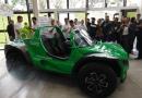 Veículo 100% elétrico fabricado no Brasil