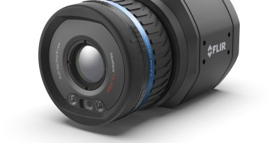 Câmeras termográficas detectam vazamento de gases