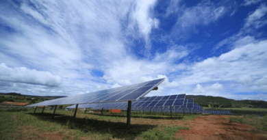BB inaugura usina solar construída pela EDP
