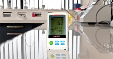 Cuidados básicos com equipamentos de medição