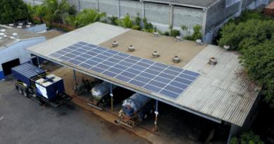Bahia se destaca na geração solar
