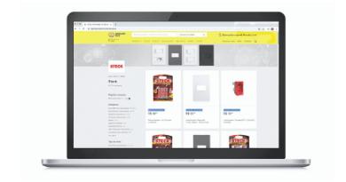 Steck lança loja virtual oficial