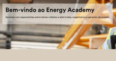 Plataforma educacional para eletricistas