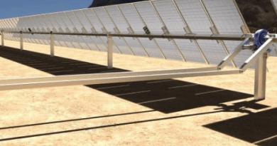 Projeto de energia solar em MG