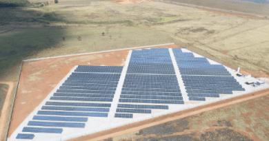 Energia solar gera economia