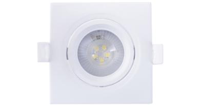 Spot LED para ambientes internos