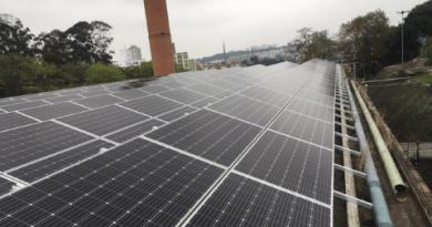 Obras de eficiência energética na USP
