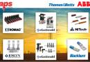 APS Componentes e ABB fecham parceria para distribuição de produtos Thomas & Betts em todo o Brasil