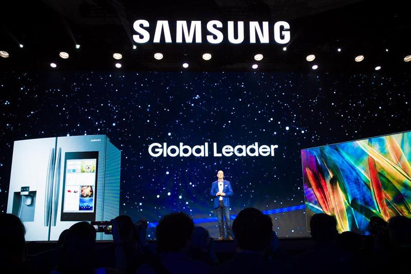 Samsung inspira al mundo con tecnología innovadora