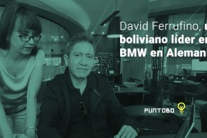David Ferrufino: «Un buen ganador tiene que pasar su conocimiento a los demás»