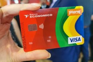 Depósitos de Brasil a Bolivia con una sola tarjeta.