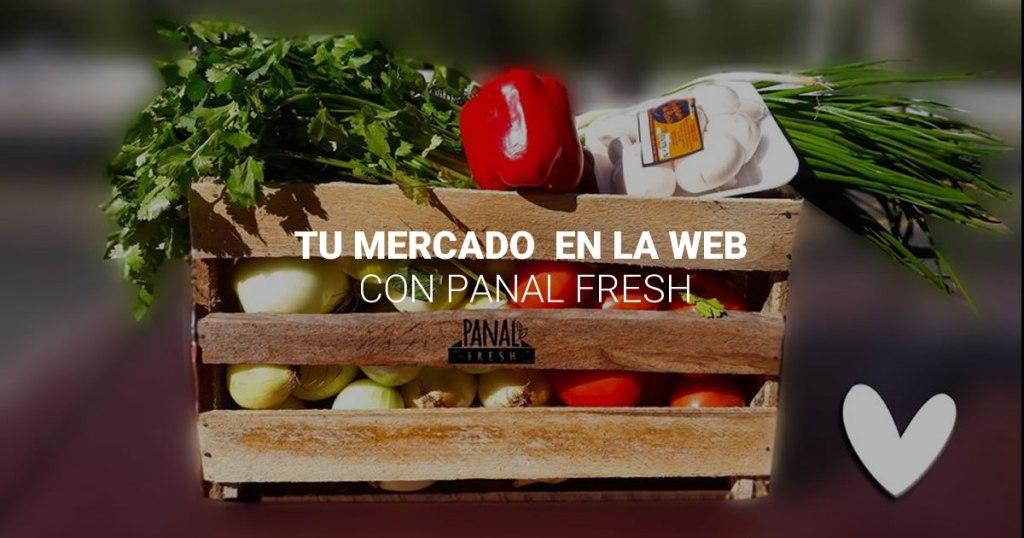 Panal Fresh, una alternativa para hacer tus compras  desde la web.