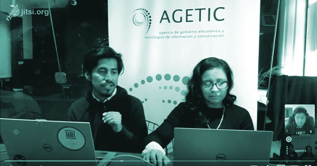 Agetic comienza a liberar repositorio de su software.