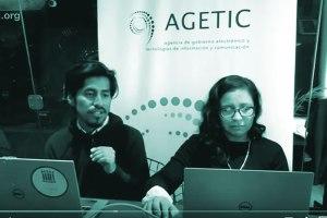 Agetic comienza a liberar repositorio de su software.