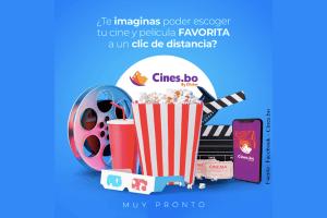 Cines.bo, el primer marketplace de cines en Bolivia