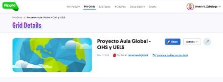 Proyecto Aula Global