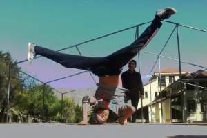 El Break Dance, como arte de prevención de la violencia.