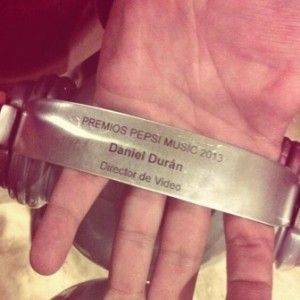 daniel duran ganador premios pepsi music 2013