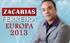 zacarias ferreira tour mi dulzura 2013 europa