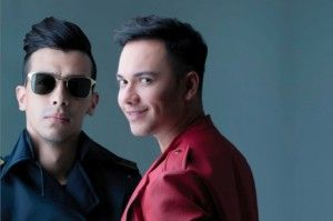 Jhonatan y Gabo Pasabordo