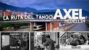 Axel la ruta del tango