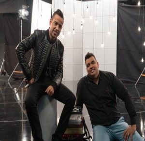 El Gran Martin Elias y Rolando Ochoa