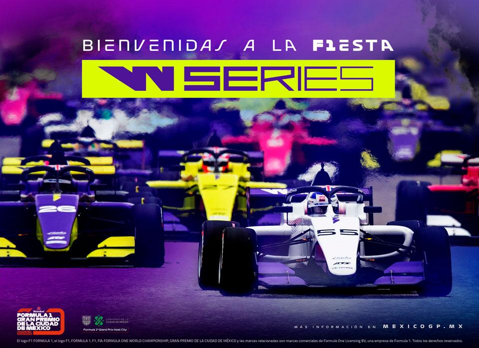 Serie W en México en el 2021