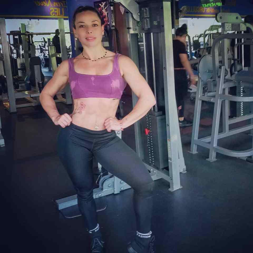 Iliana Camarena - Creatina para que sirve