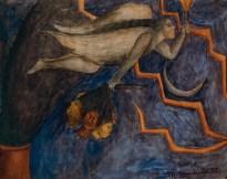 Alegoría de la Libertad, María Izquierdo, 1937