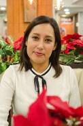 Claudia Nataly, miembro del Taller de Argumentación de Fundación Guendabi'chi' AC