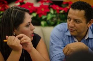 """Sarahí Martínez y Sergio """"Checo"""""""