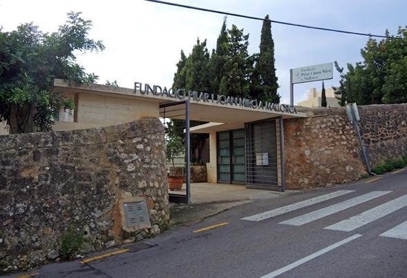Fundación Pilar i Joan Miró, Mallorca