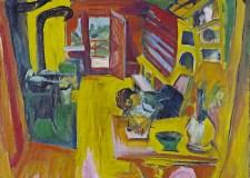 Cocina alpina, Ernst Ludwig Kirchner