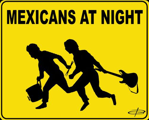 Mexicans at Night