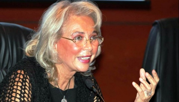 Ministra Olga Sánchez Cordero