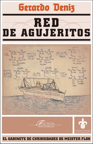 Red de agujeritos