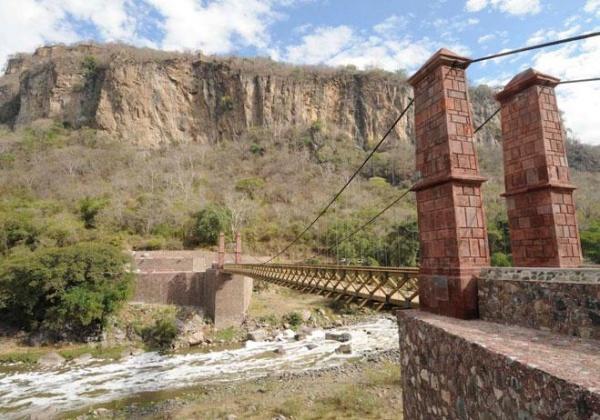 El puente de Arcediano. Foto © Gobierno de Jalisco/H. Aguilar